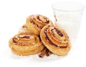 Gluten Free Cinnamon Whirls The Allergy and Free From Show