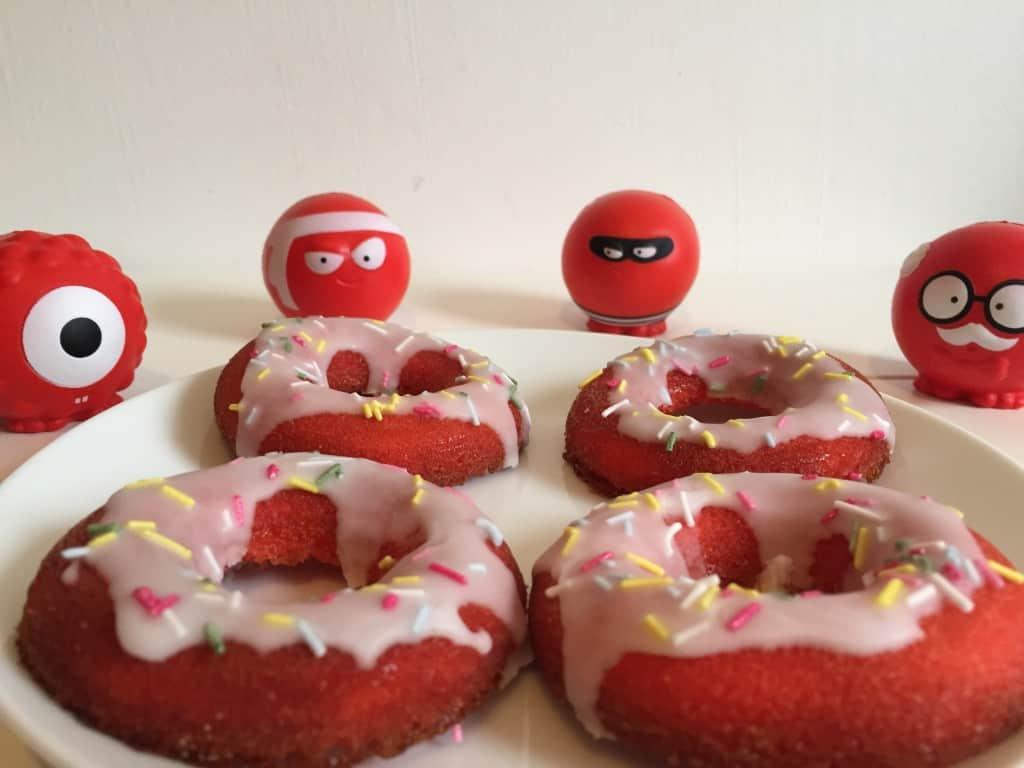gluten free donuts