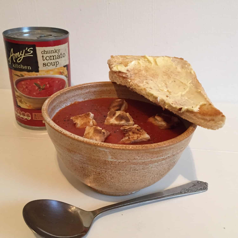 Strange Product Review Amys Kitchen Gluten Free Soup Chunky Tomato Interior Design Ideas Inamawefileorg