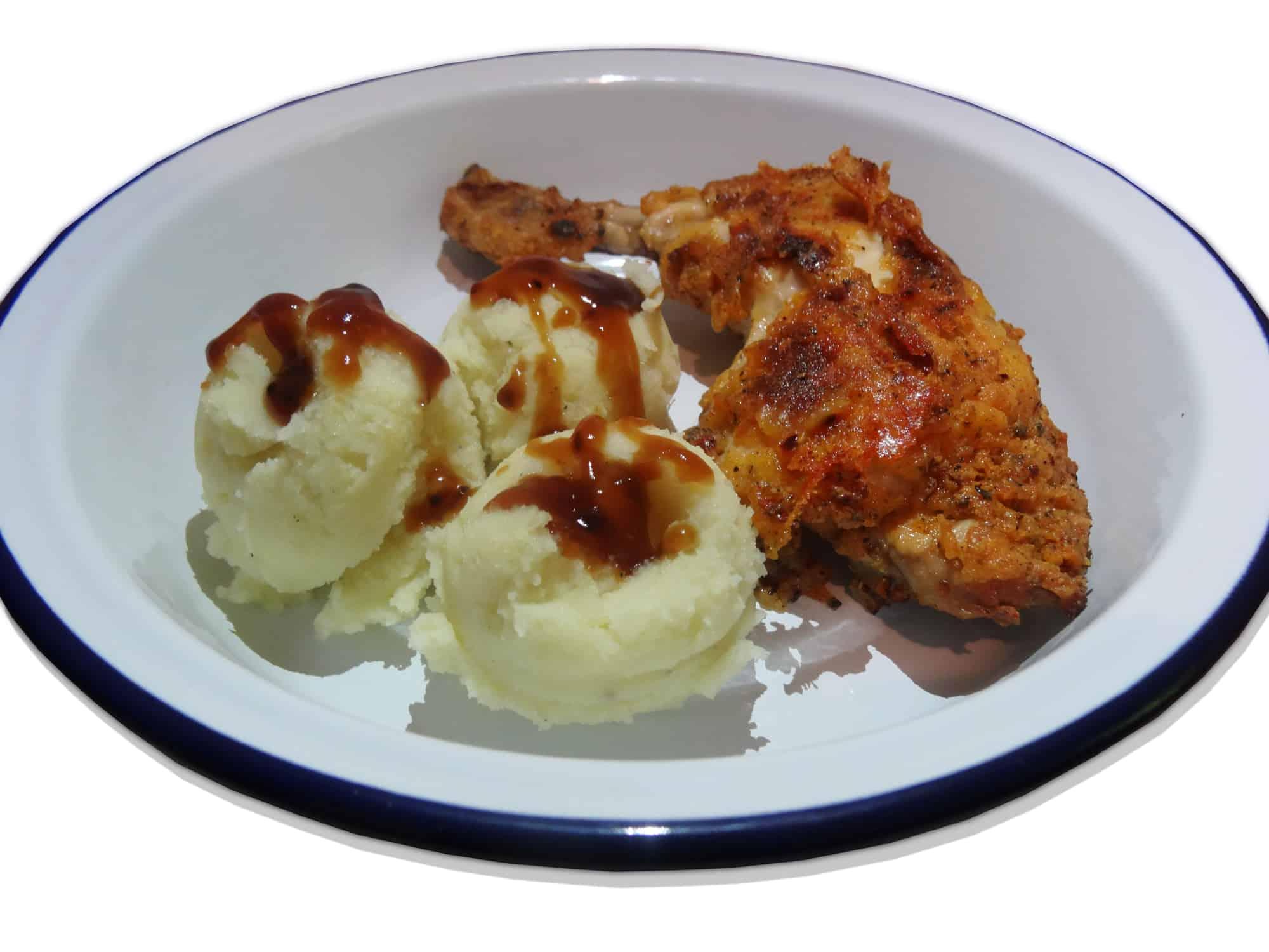 Gluten free kfc fried chicken recipe