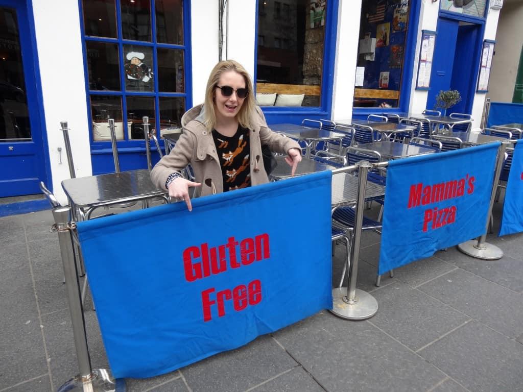 gluten free edinburgh