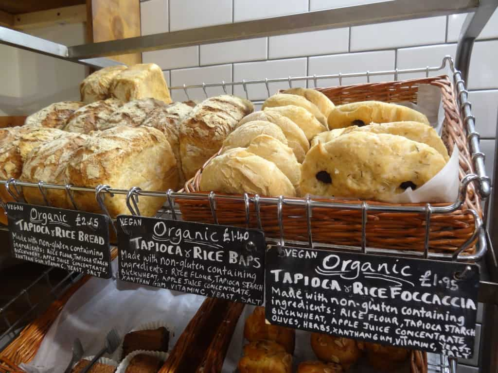 32 BEST places for gluten free in Brighton - Infinity Foods