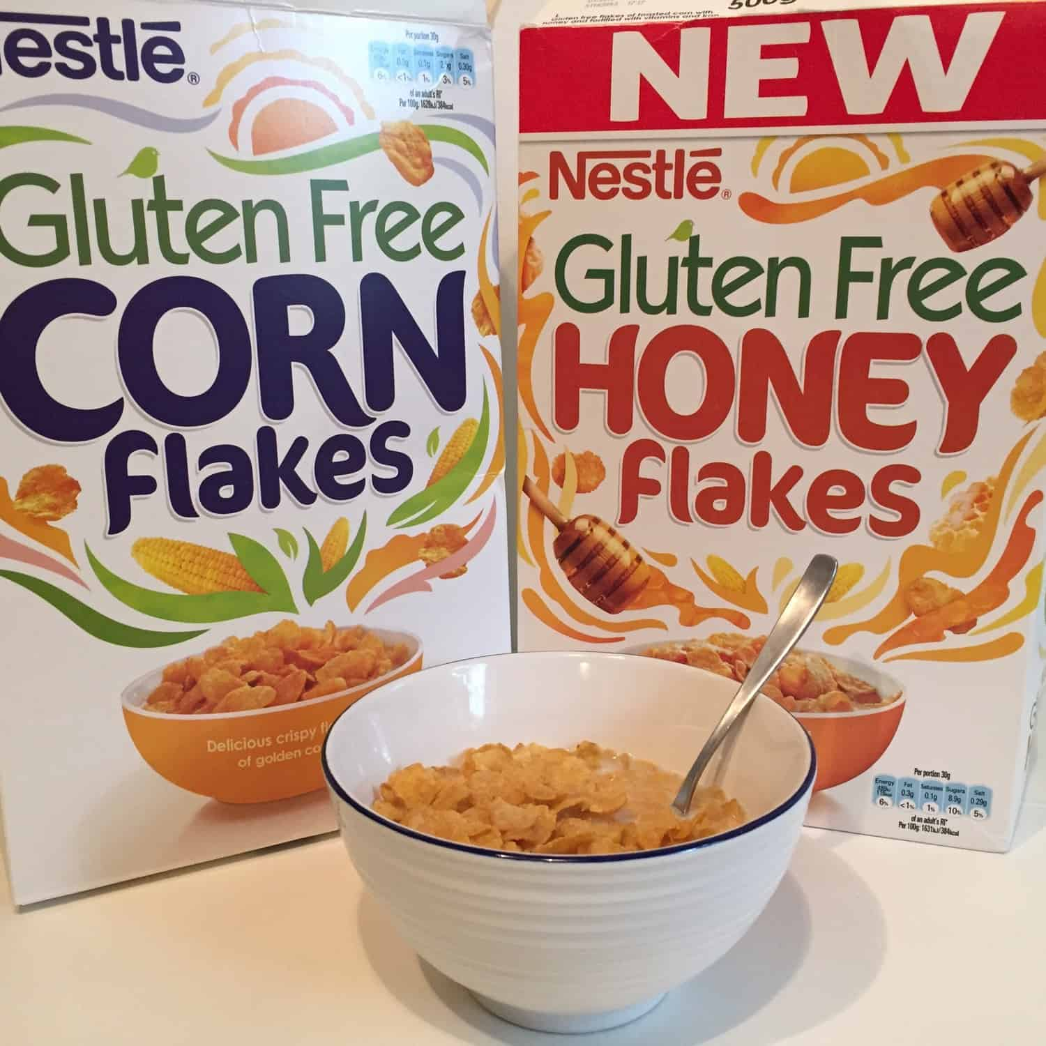 images Which Brands of Corn Flakes Are Gluten-Free