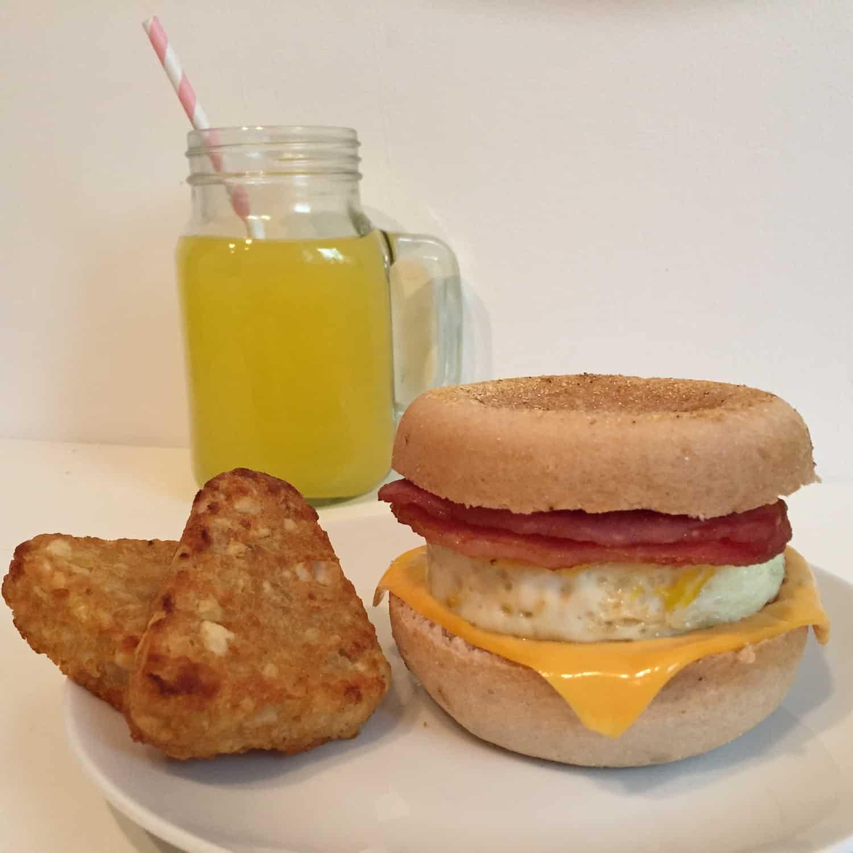 RECIPE: Gluten Free McDonalds - Egg McMuffin