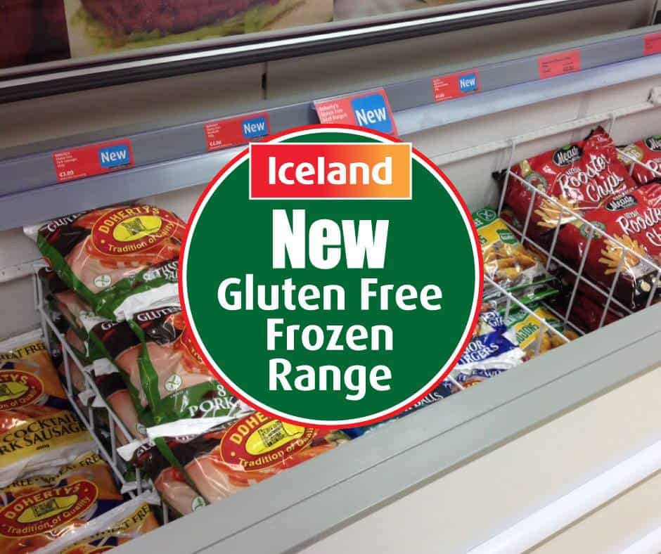 Gluten Free Is Coming To Iceland Foods