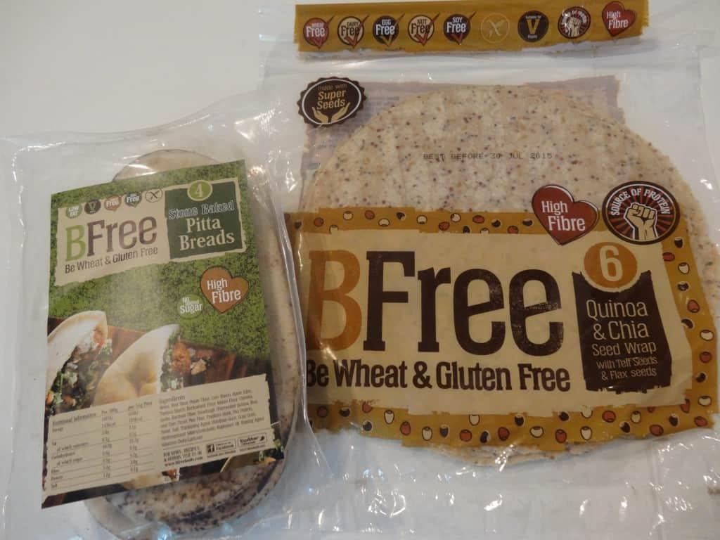 gluten free haul