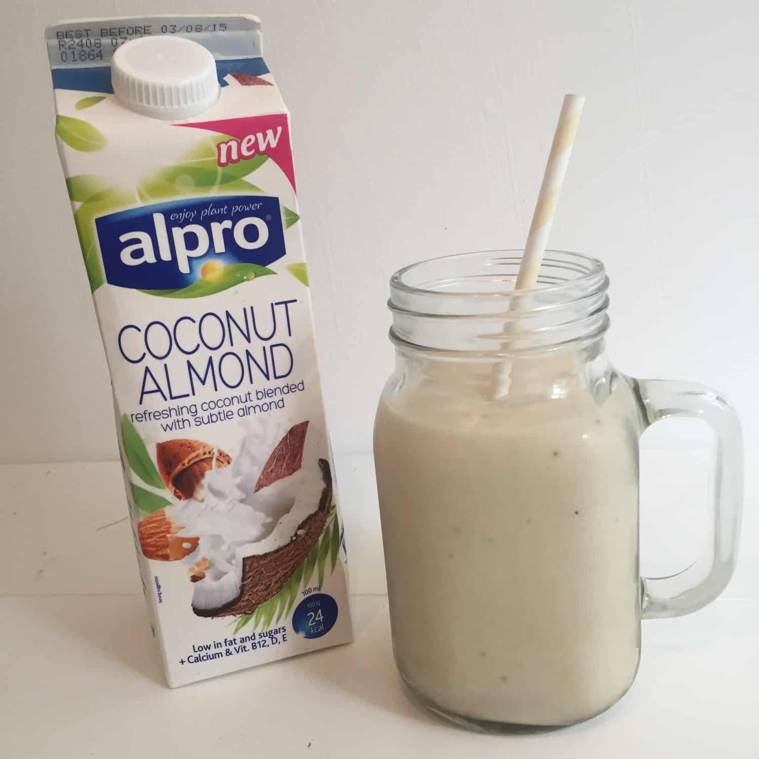 Coconut & Almond Milk