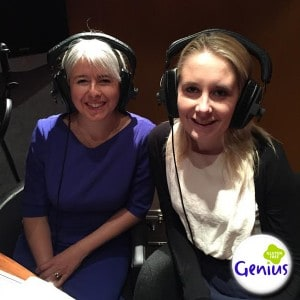 becky-and-lucinda-genius-radio