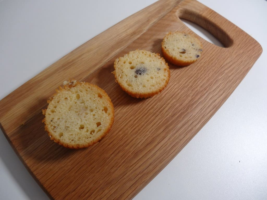 RECIPE HACK: Gluten Free Blueberry Layered Muffins – Gluten Free ...