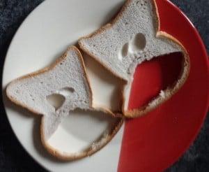 holey-gluten-free-bart-simpson-bread