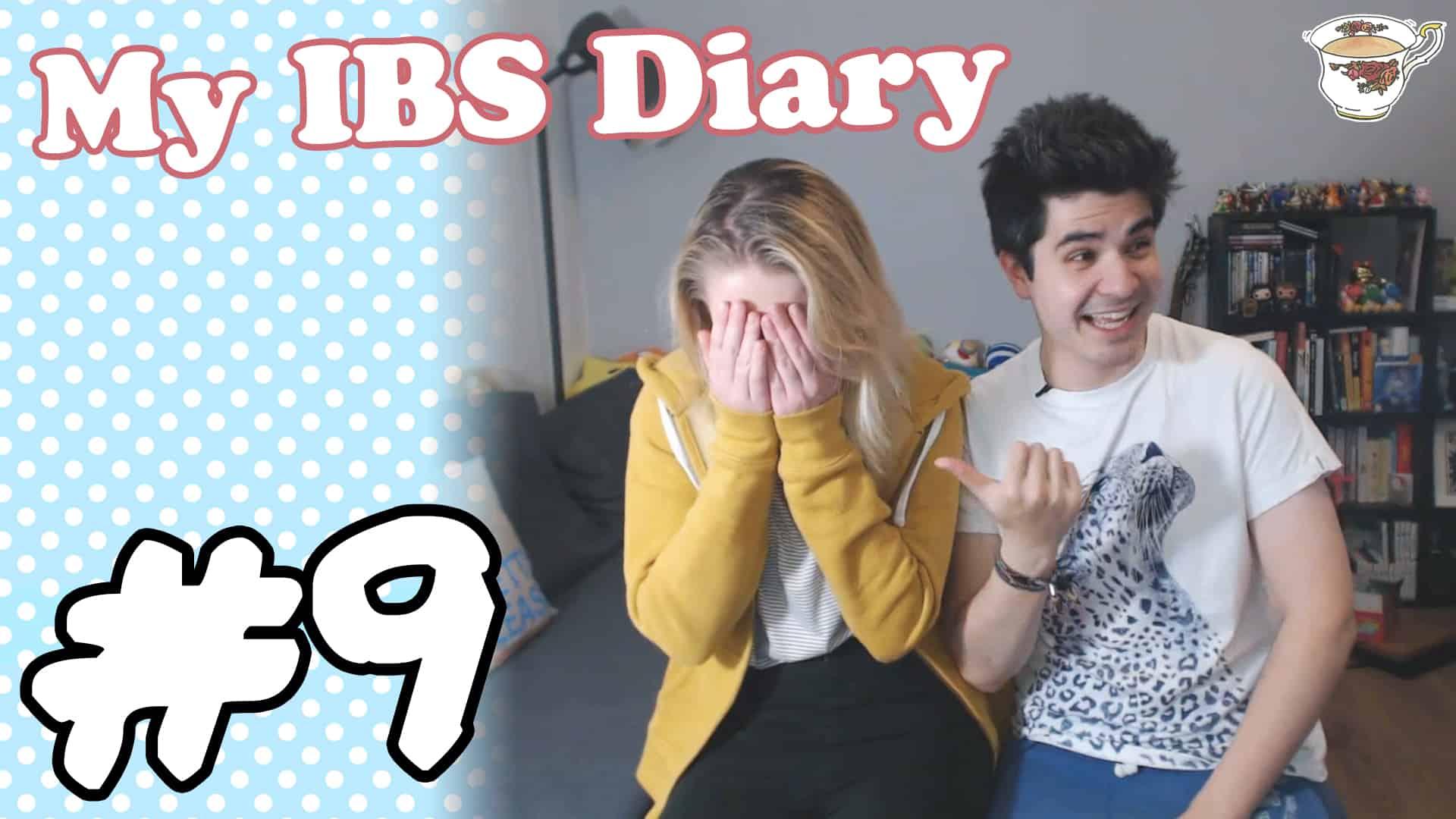 ibs diary week 9