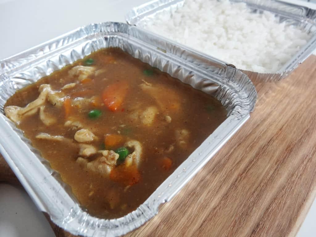 gluten free chinese chicken curry