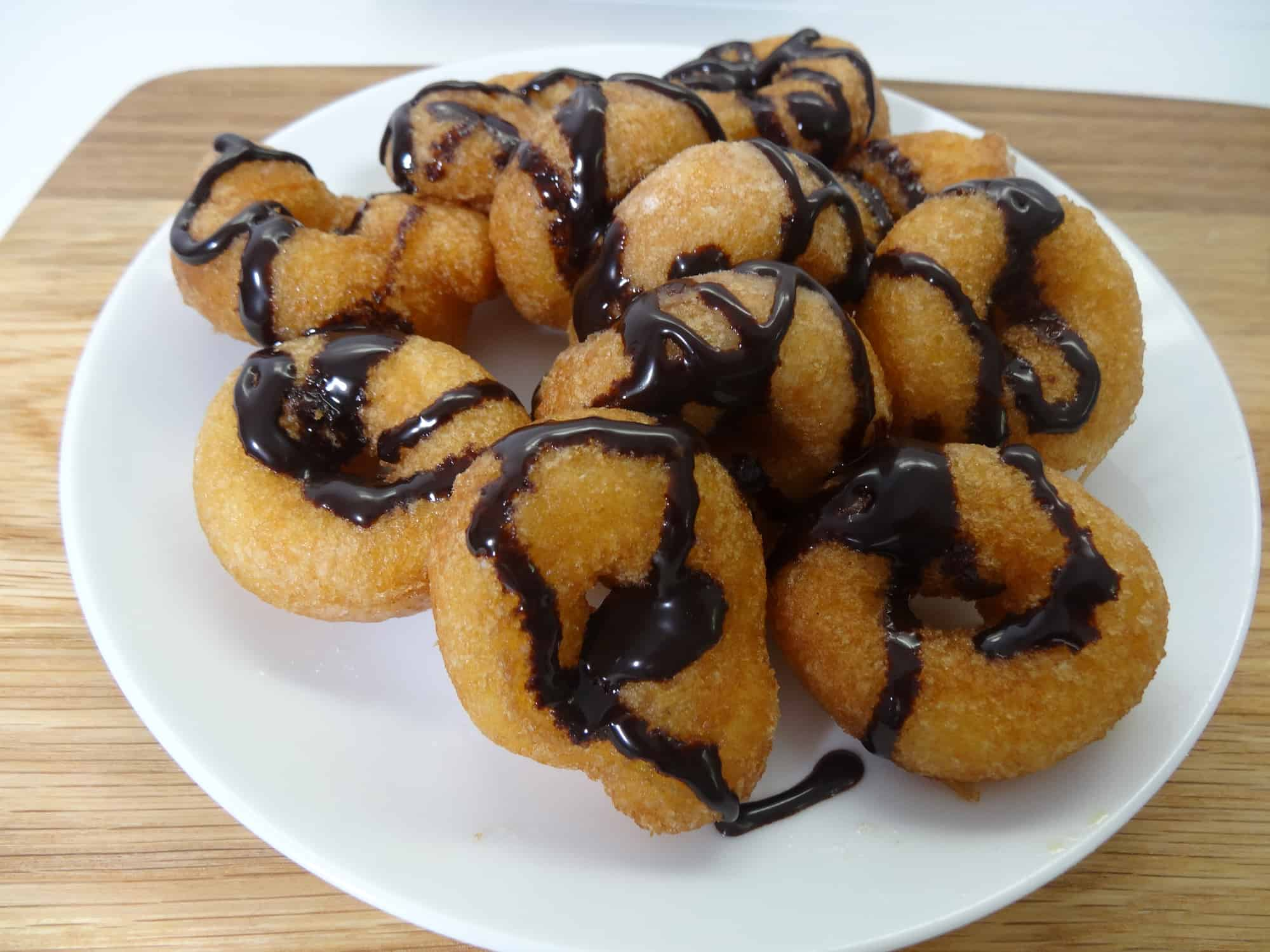 Delicious Gluten Free Donuts from Feel Free Foods – Gluten Free ...