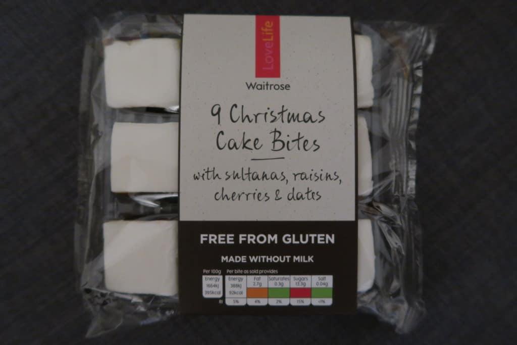 gluten free christmas waitrose