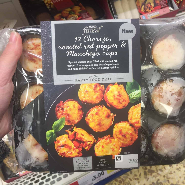 gluten free christmas tesco