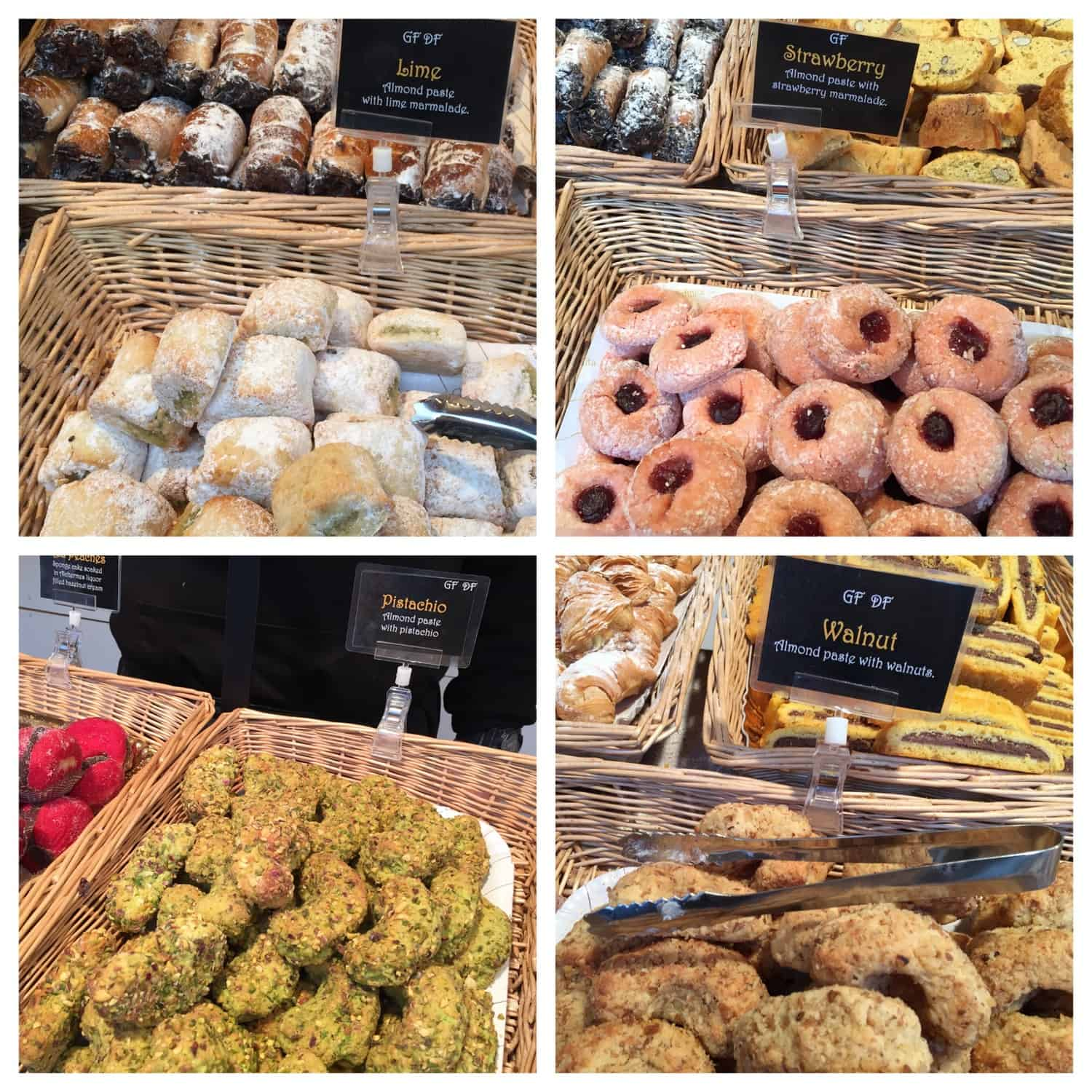 What's Gluten Free at Manchester Christmas Market?
