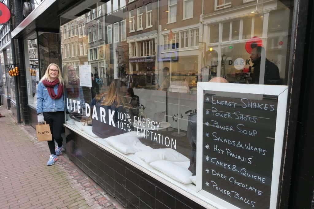 Gluten Free in Amsterdam