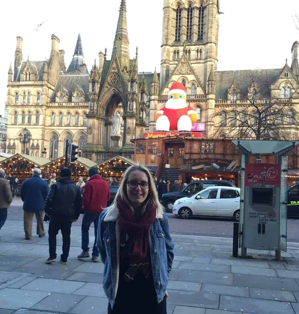 gluten free at manchester christmas market