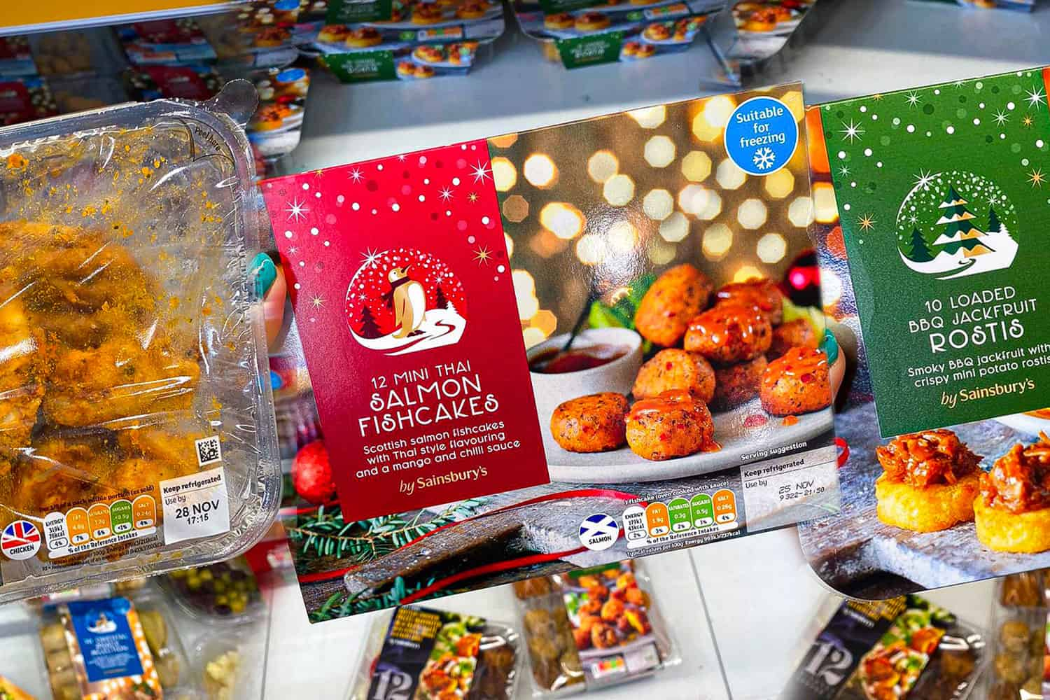 28 New Products In The Sainsburys Gluten Free Christmas