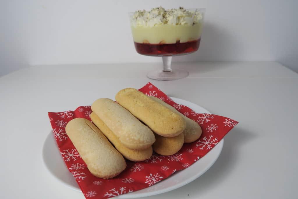 gluten free trifle