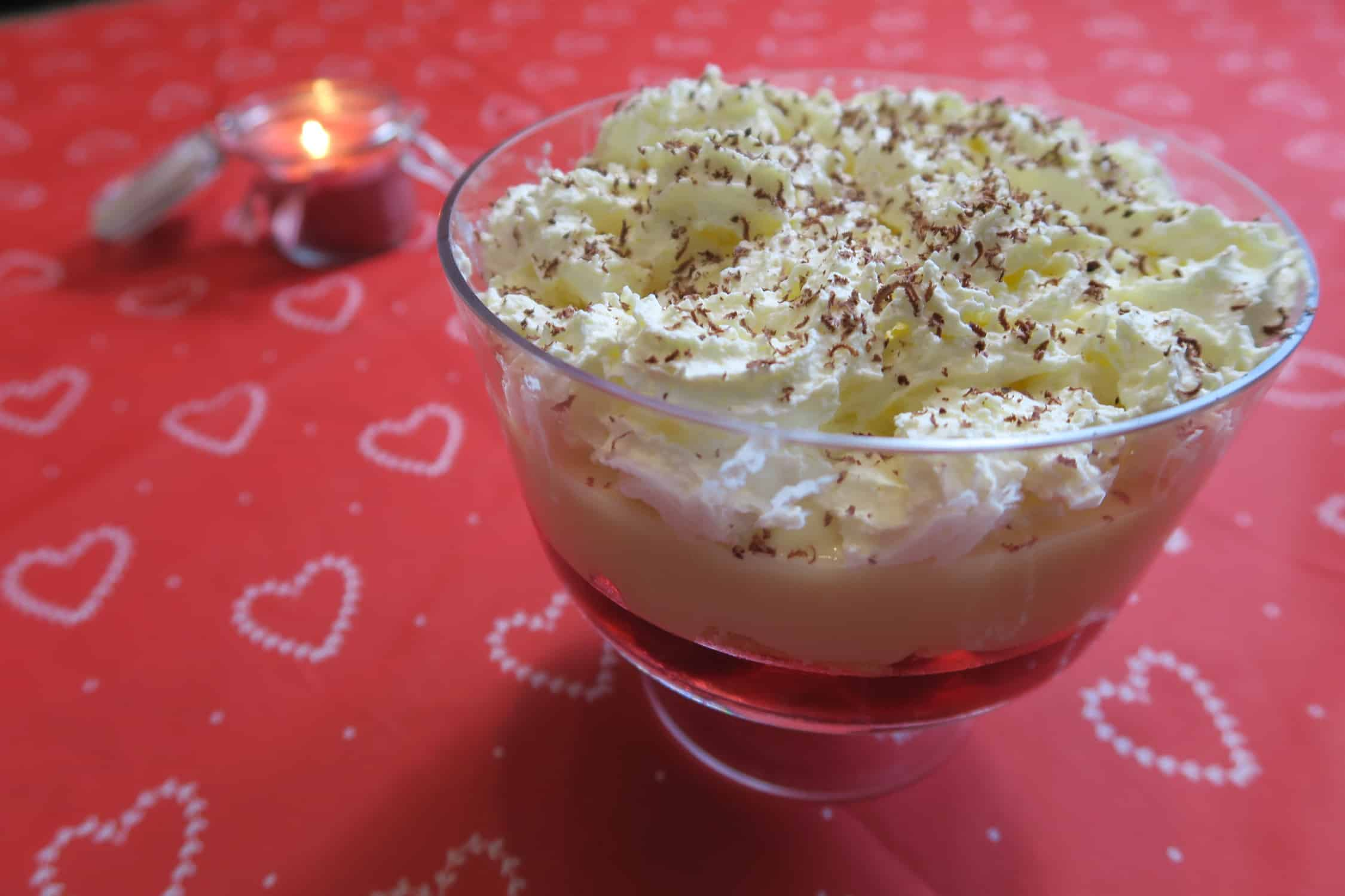 Recipe The Ultimate Gluten Free Trifle Dairy Free