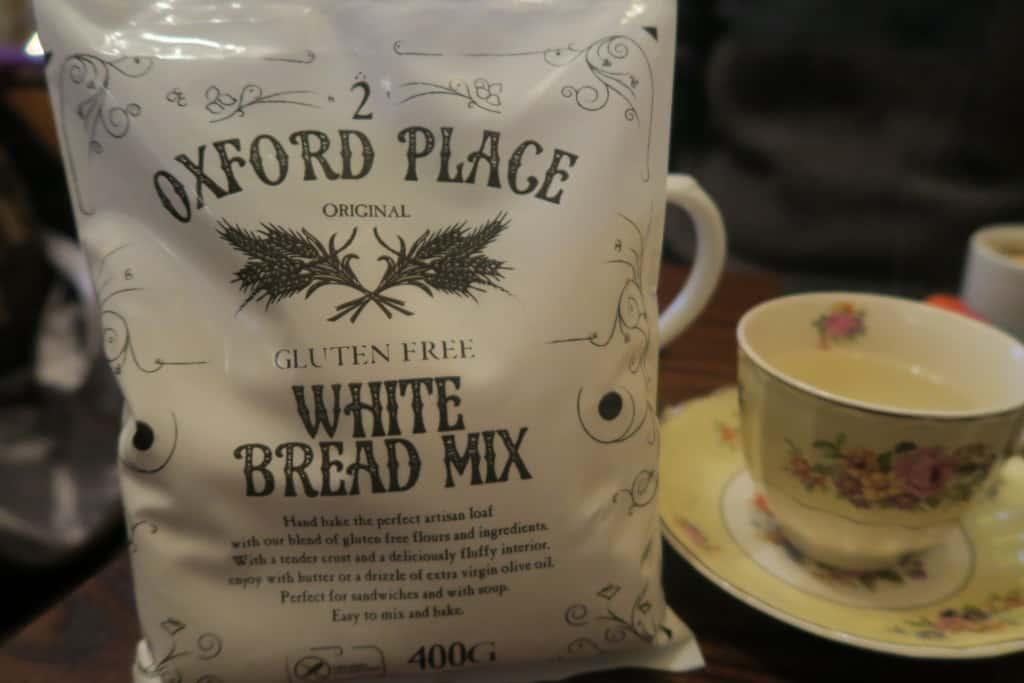 gluten free bread mix