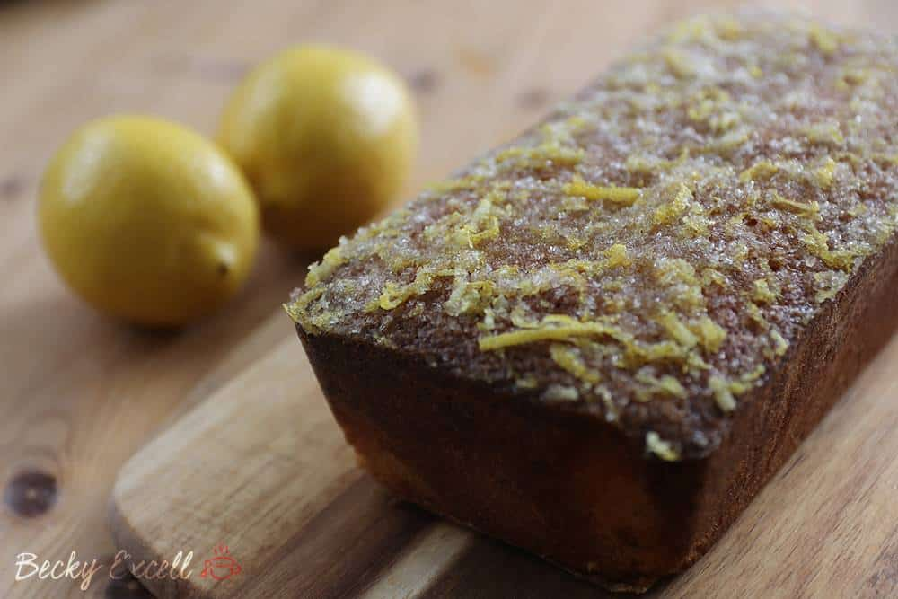 Gluten Free Lemon Drizzle Cake Recipe It S Dairy And Low Fodmap Too