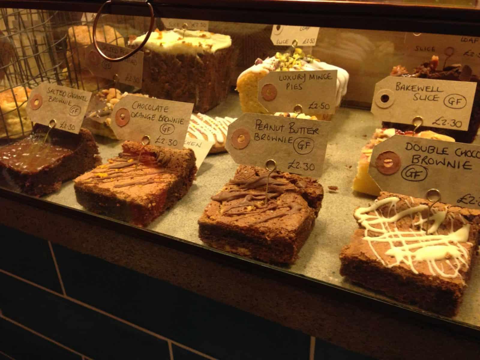 gluten free in manchester