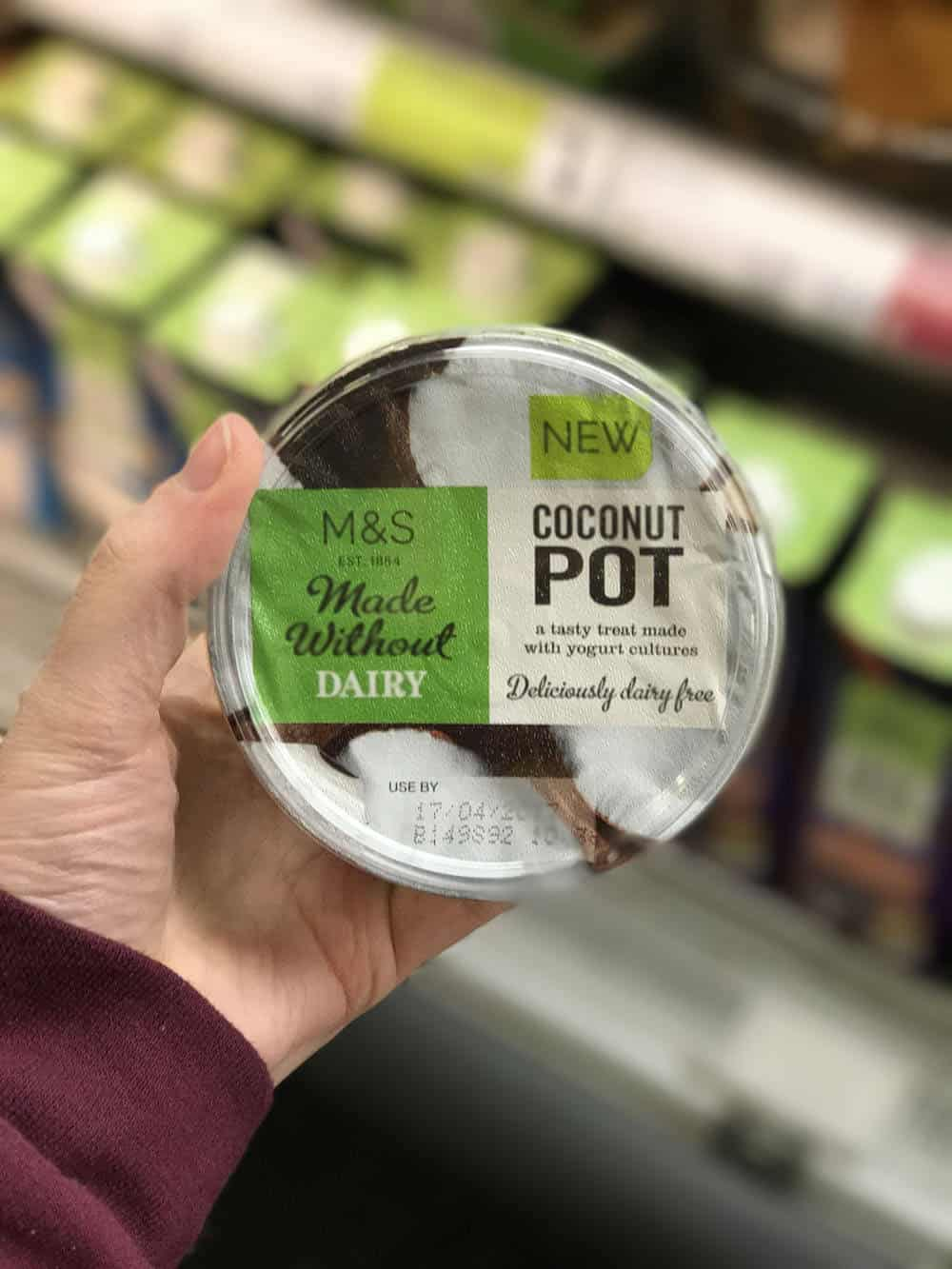 Marks And Spencer Gluten Free Cake