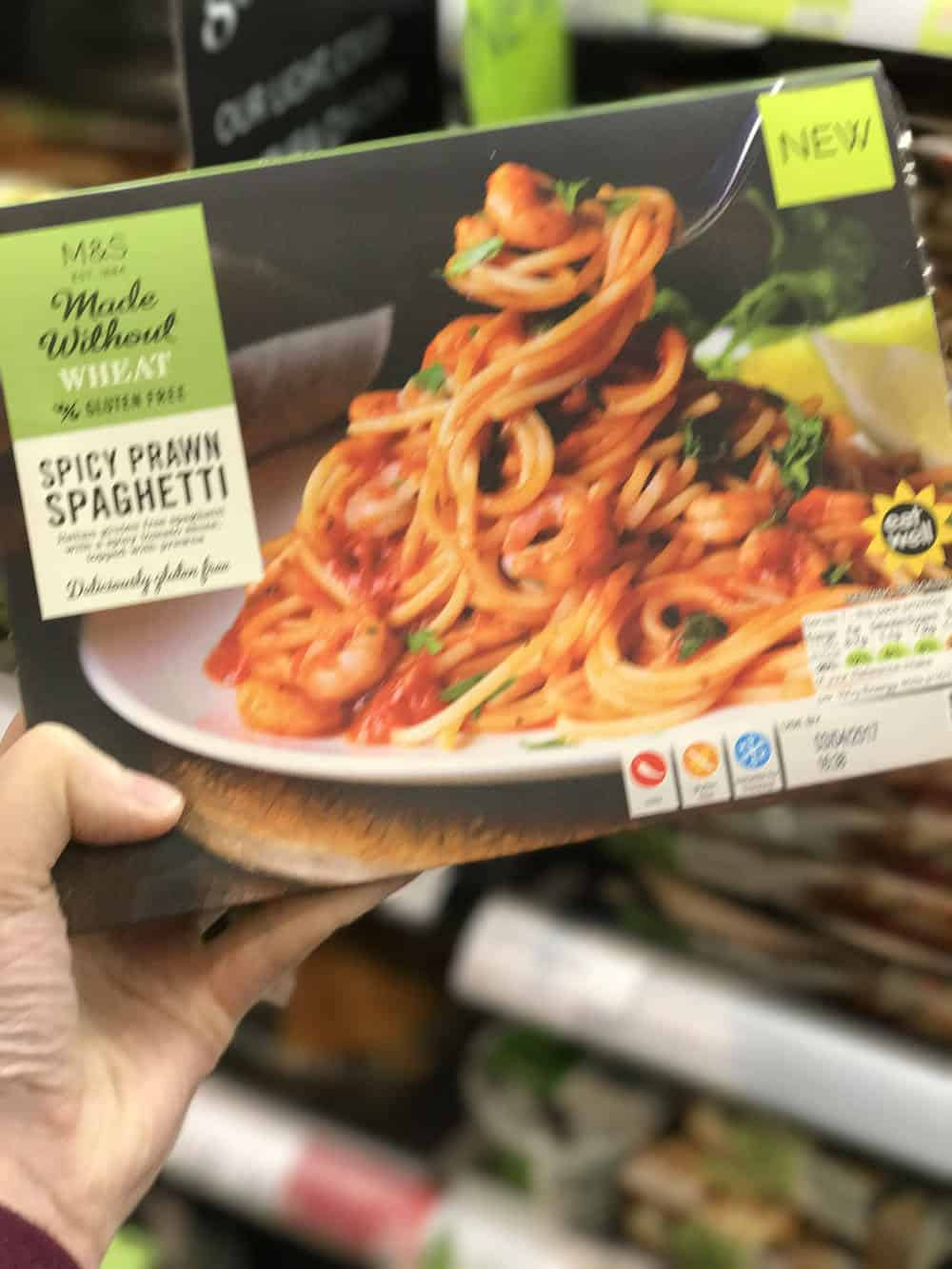 Let's Check Out The Marks And Spencer Gluten Free Range