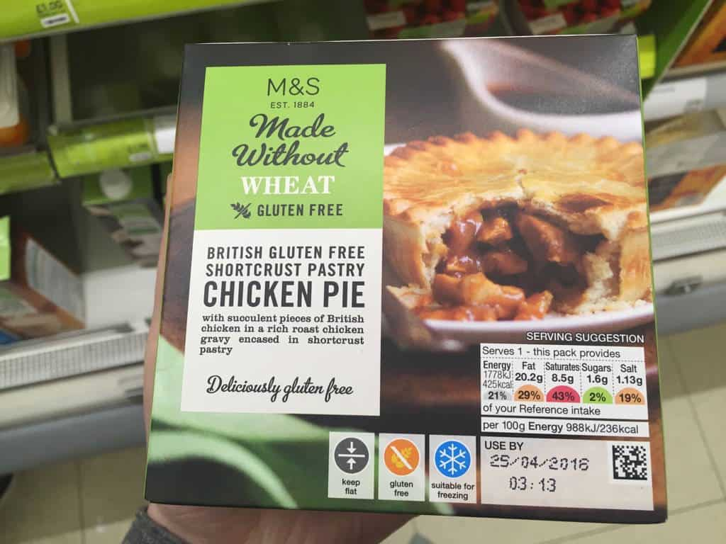 Gluten Free Fish Cakes Marks And Spencer