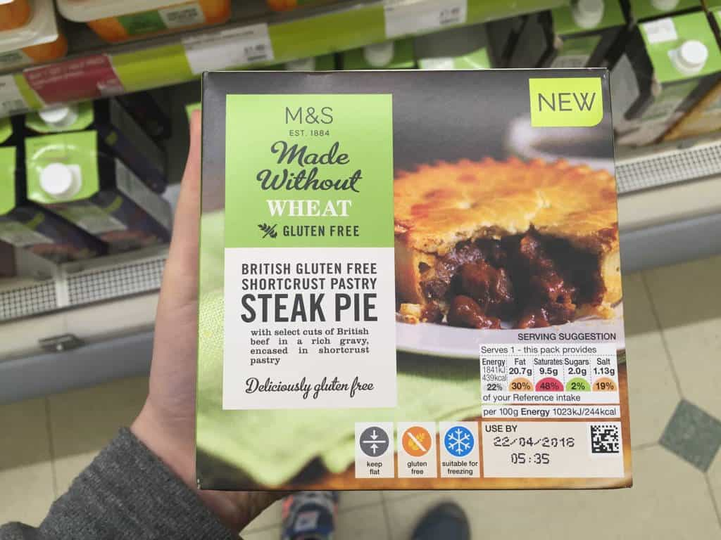 Marks Spencer Gluten Free Cod Fish Cakes