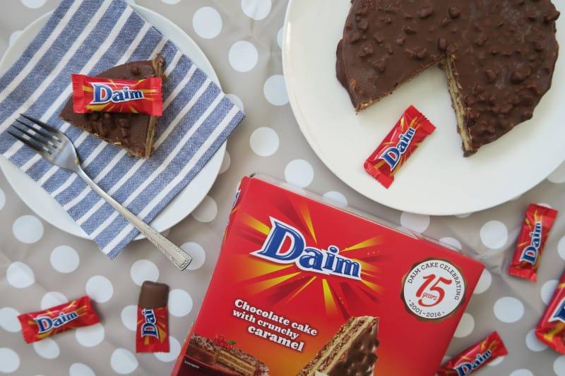 Daim Gluten Free Chocolate Cake