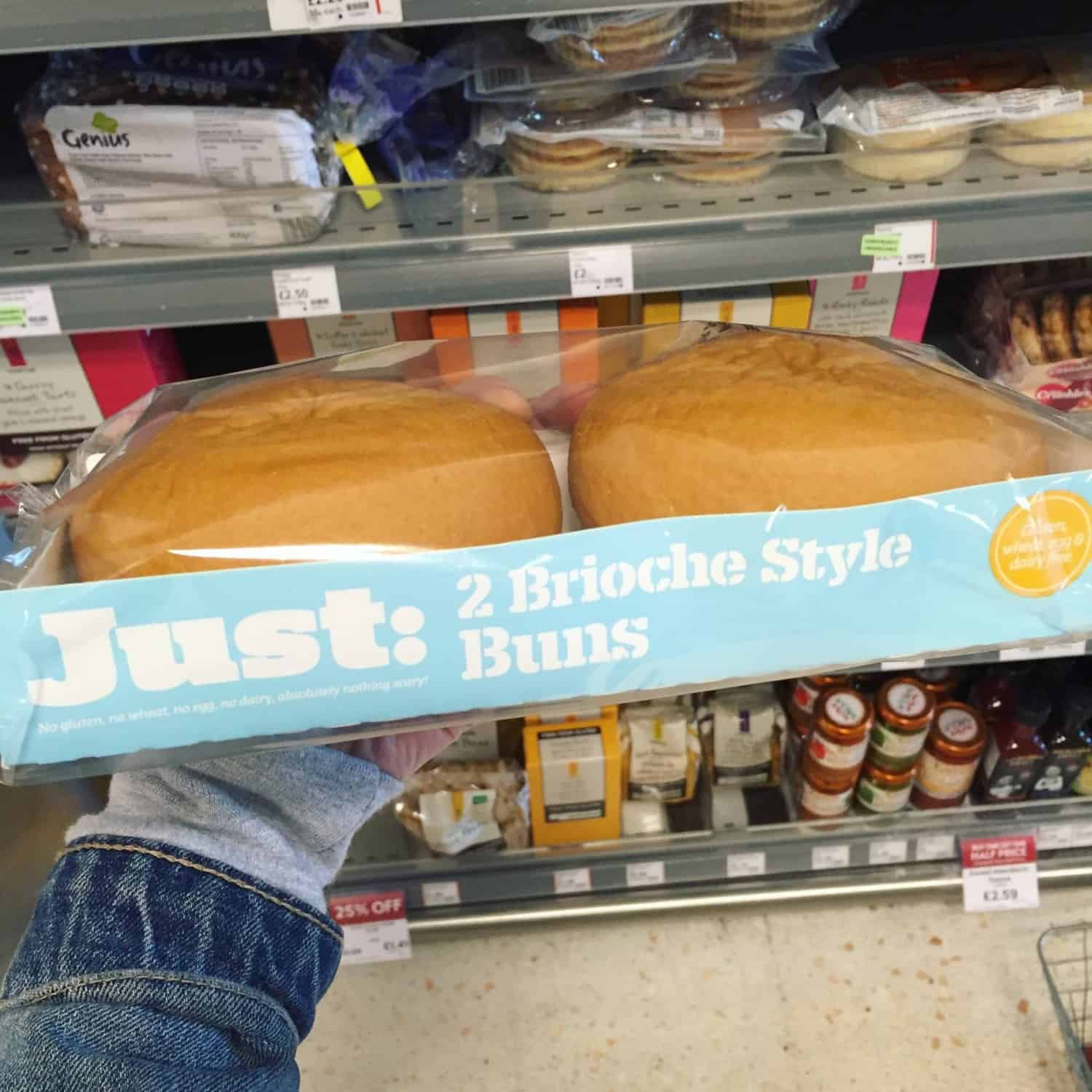 Brioche Hot Dog Buns Marks And Spencer