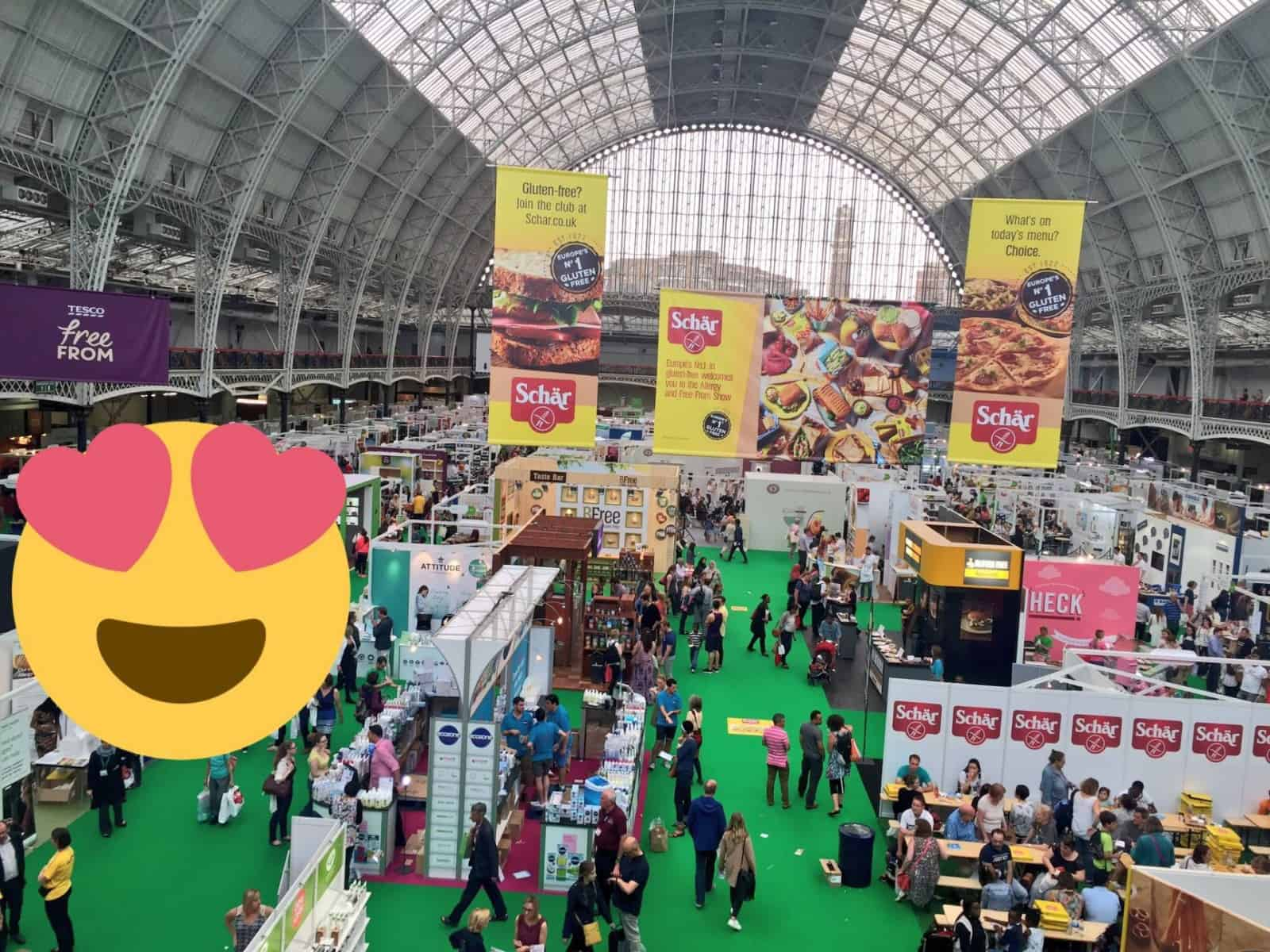 Allergy & Free From Show London