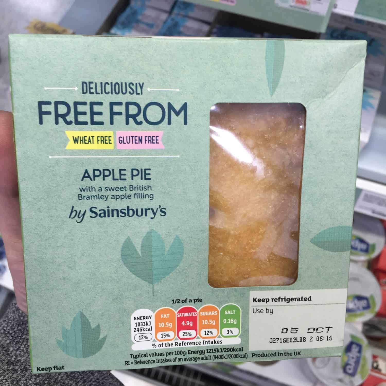 Free Food Samples Sainsburys