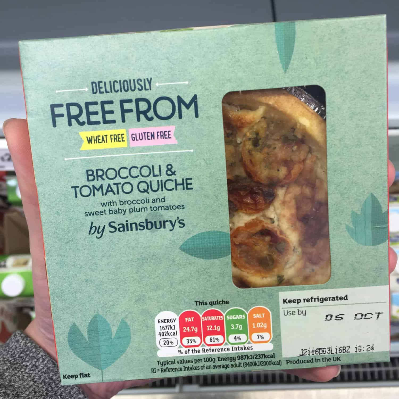 free from sainsburys