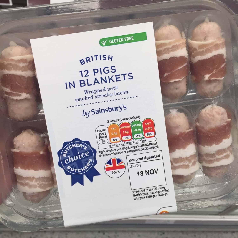 Gluten Free Sainsburys Christmas
