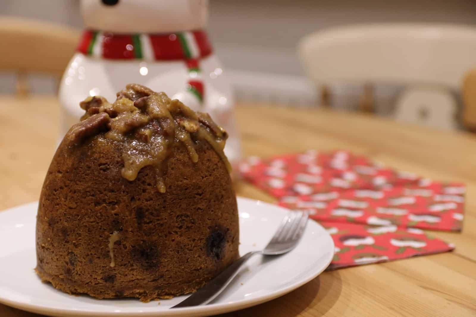 RECIPE: Gluten Free Sponge Pudding – Sticky Maple & Pecan Pudding ...
