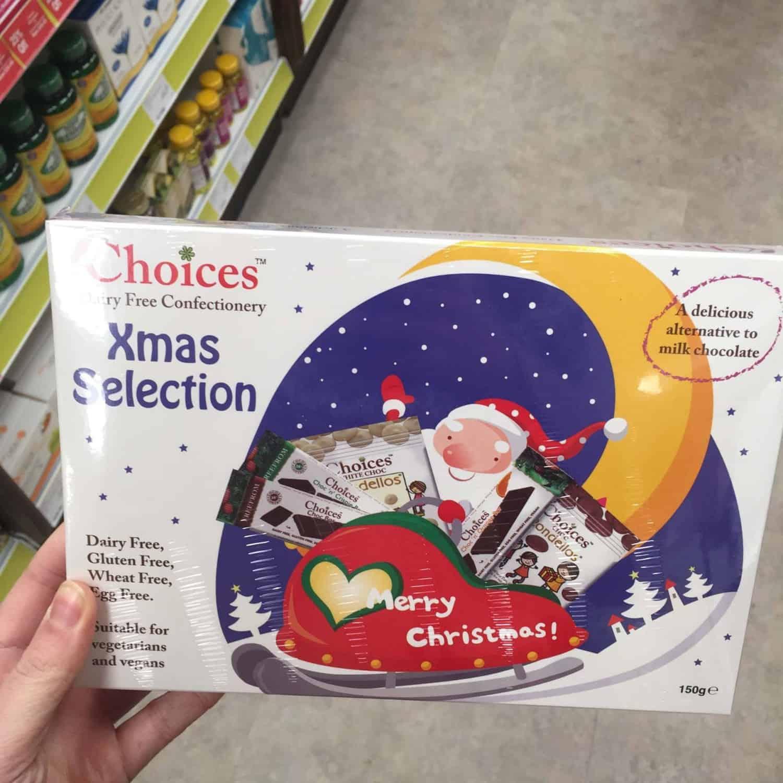 Gluten Free Holland and Barrett Christmas