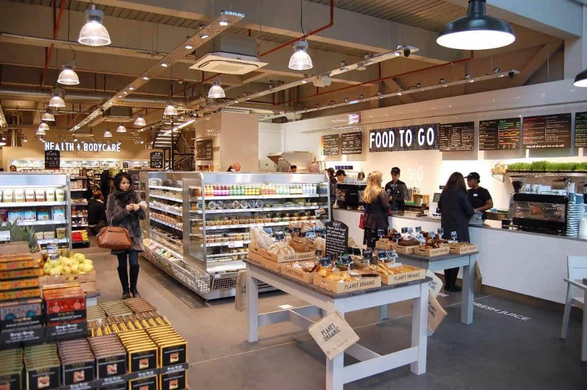 Gluten free in London - Planet Organic