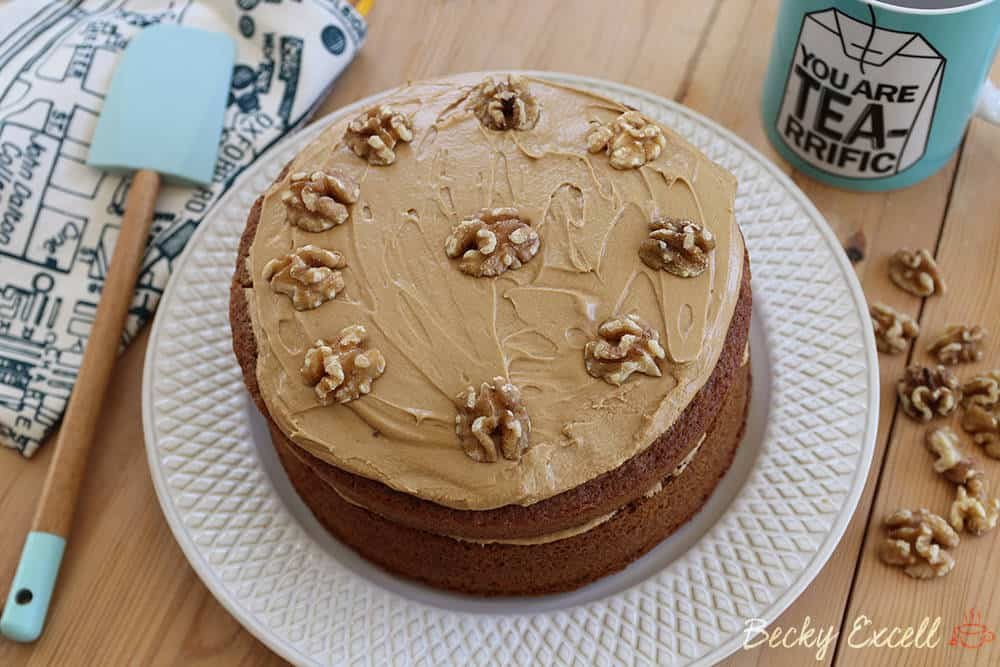 What Flavour Goes Well With Coffee Cake