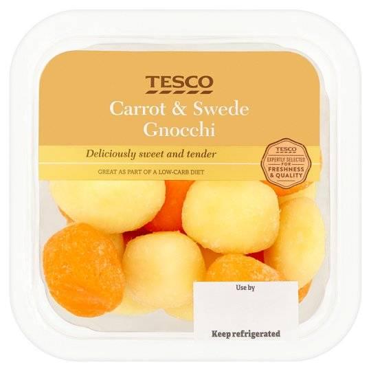 carrot-swede-gnocci