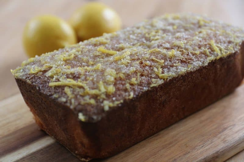 Let Me Know The Ingredient For Lemon Drizzle Cake
