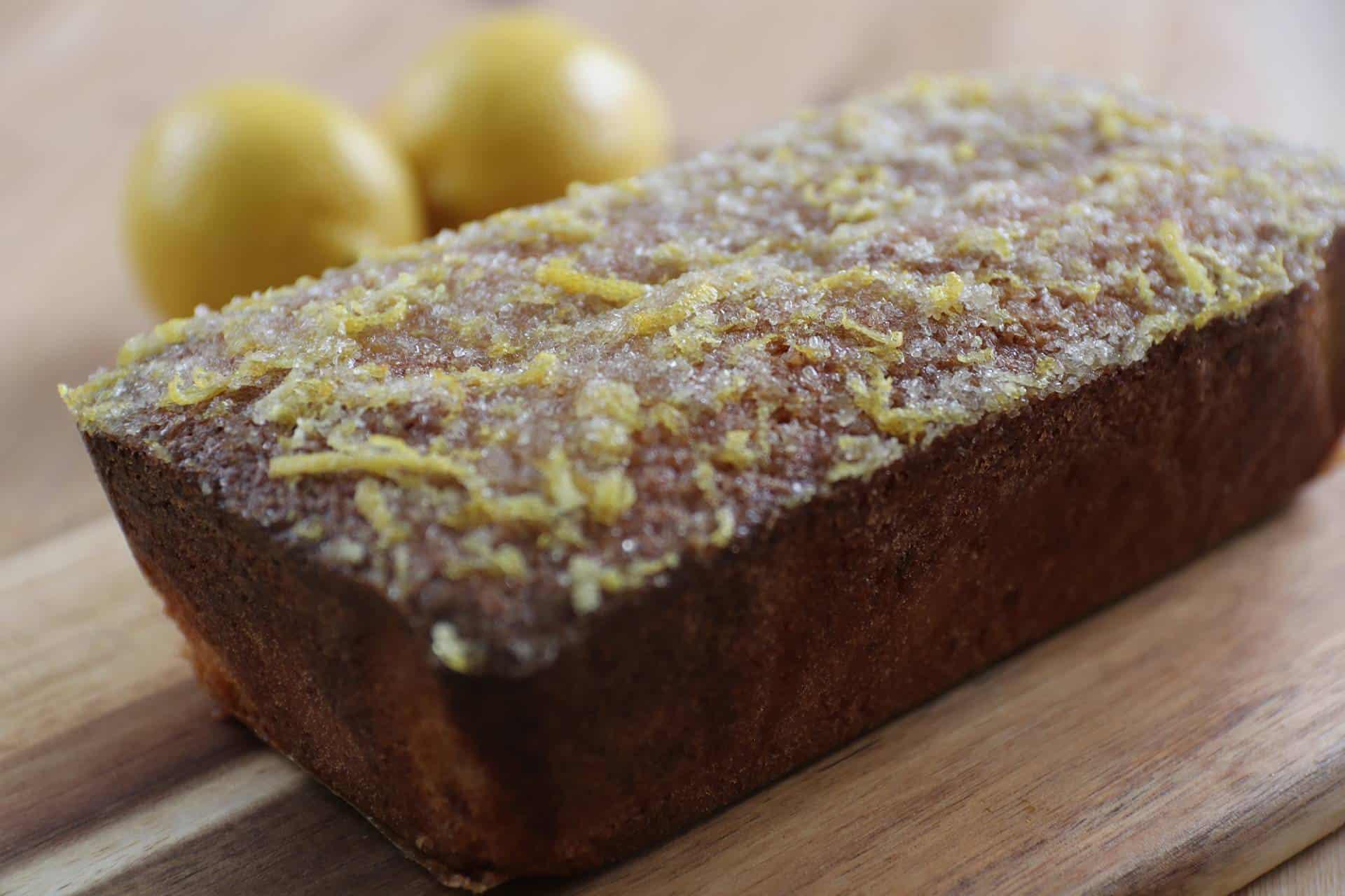 Low Fodmap Lemon Drizzle Cake Recipes Uk