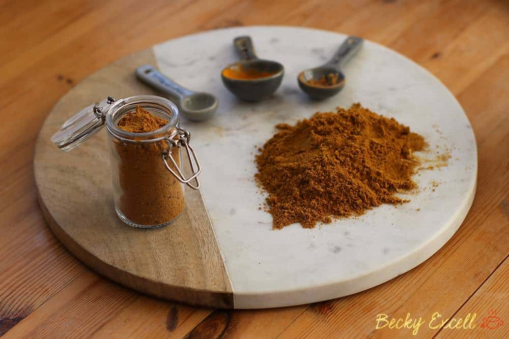 low fodmap curry powder