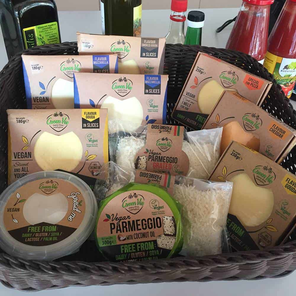 Dairy Free Cheese - GreenVie