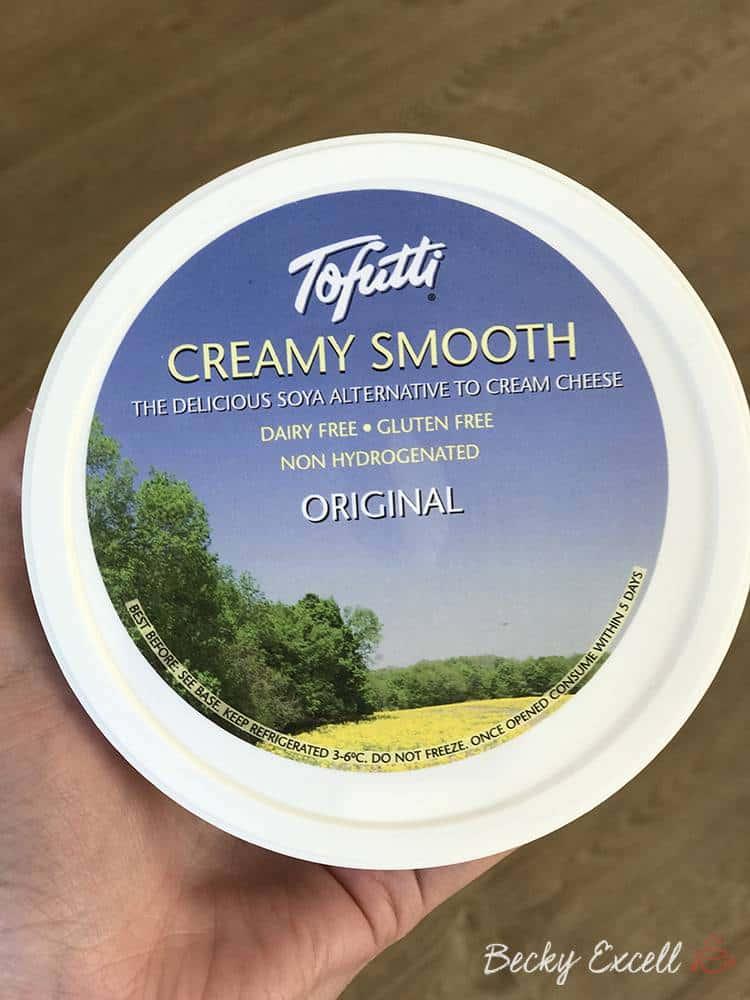 Dairy Free Cheese - Tofutti