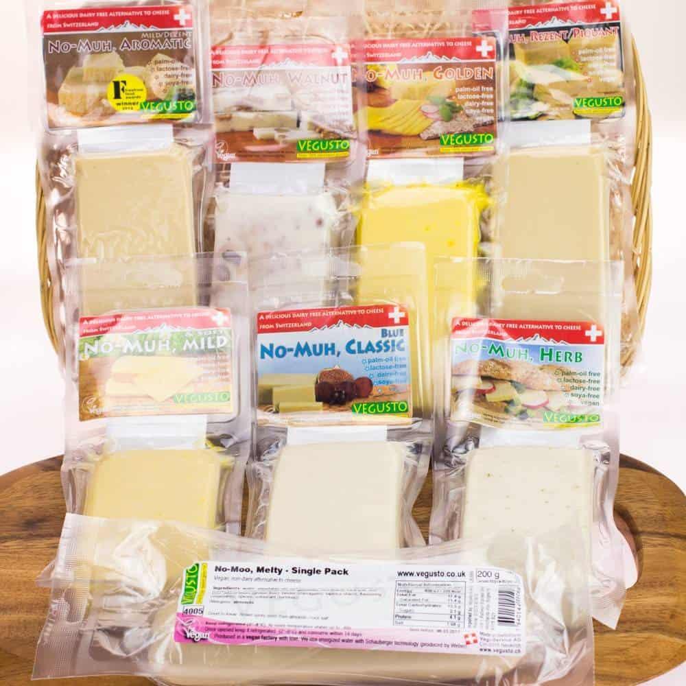 Dairy Free Cheese - Vegusto
