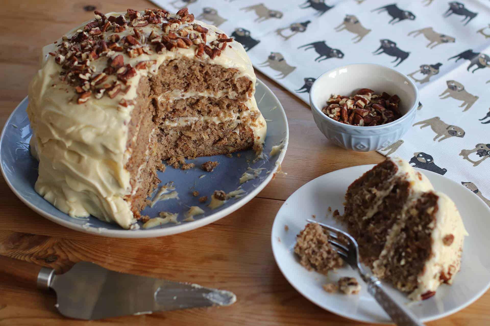 Banana Cake Hummingbird Bakery Recipe